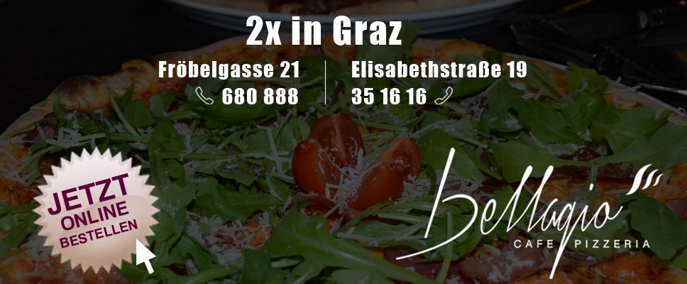 Pizza online bestellen